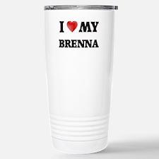 I love my Brenna Travel Mug