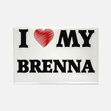 I love my Brenna Magnets