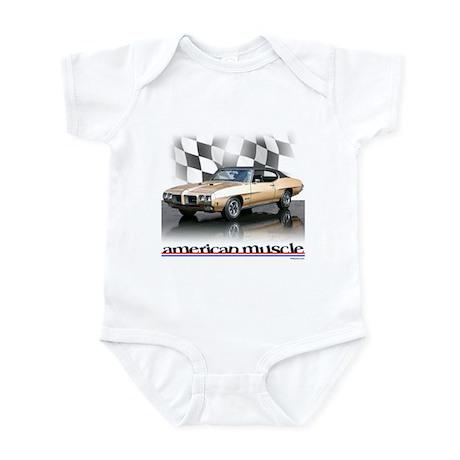 GTO Muscle Infant Bodysuit