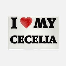I love my Cecelia Magnets