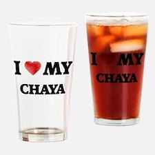 I love my Chaya Drinking Glass