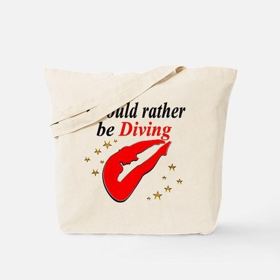 BEST DIVER Tote Bag