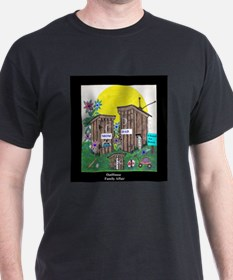 Outhouse Series/Family Affair T-Shirt