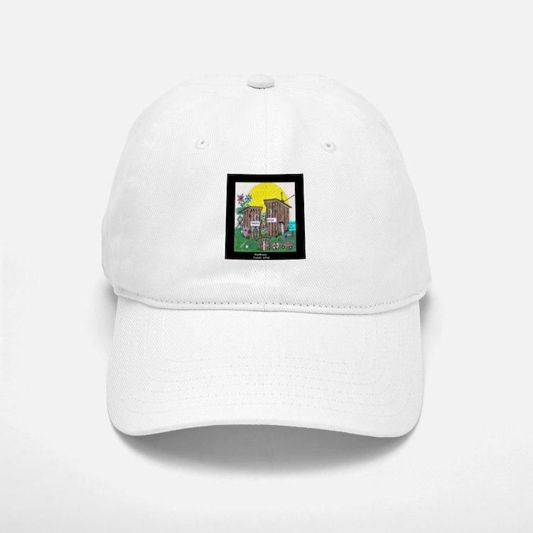 Outhouse Series/Family Affair Baseball Baseball Cap