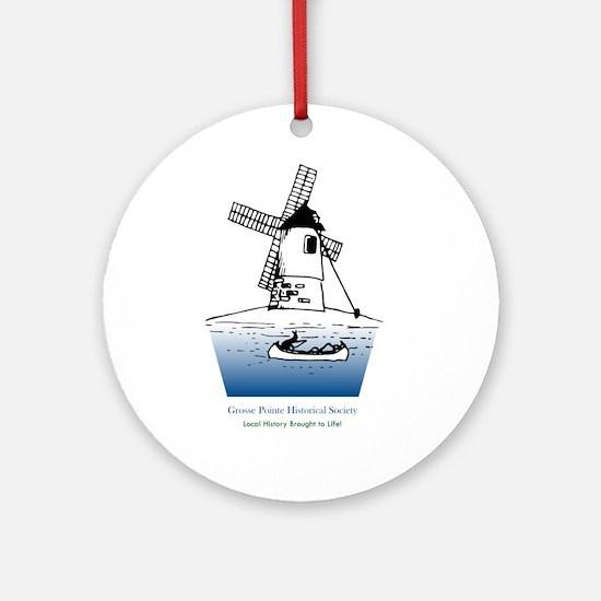 GPHS Logo Ornament (Round)