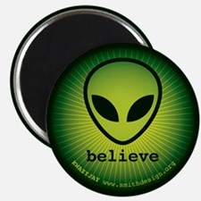 Believe, Alien Magnet Magnets