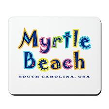 MB Tropical Type - Mousepad