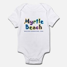 MB Tropical Type - Infant Bodysuit
