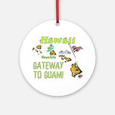 HI-Guam! Ornament (Round)