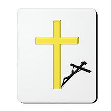 Cross of Christ Mousepad