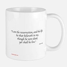Cross of Christ w/ Scripture Mug