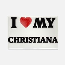 I love my Christiana Magnets
