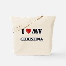 I love my Christina Tote Bag