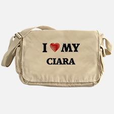 I love my Ciara Messenger Bag