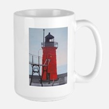 South Haven Lighthouse Mugs