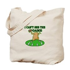 Turkey Game Tote Bag