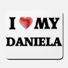 I love my Daniela Mousepad