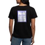 Supersedure Zone Women's Dark T-Shirt