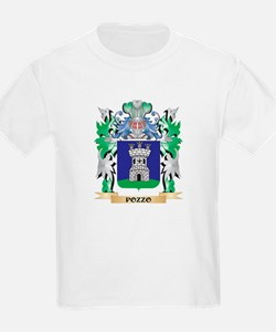 Pozzo Coat of Arms - Family Crest T-Shirt