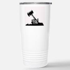 Funny Disadvantaged Travel Mug