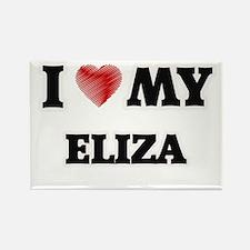 I love my Eliza Magnets