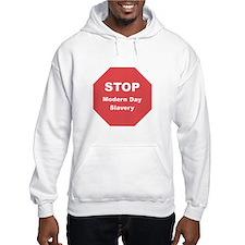 STOP Modern Day Slavery Hoodie