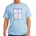 Supersedure Zone Light T-Shirt