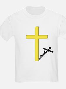 Cross of Christ Kids T-Shirt