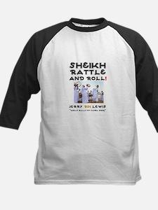 SHEIKH RATTLE & ROLL - SAUDI ARABI Baseball Jersey