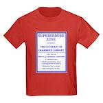 Supersedure Zone Kids Dark T-Shirt
