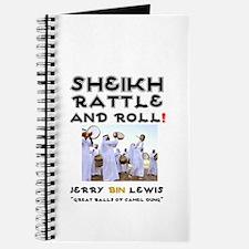 SHEIKH RATTLE & ROLL - SAUDI ARABIA'S TOP Journal