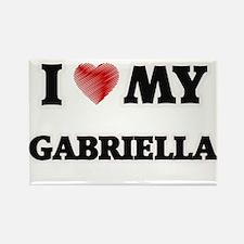 I love my Gabriella Magnets