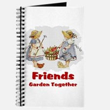 Friends Garden Together Journal