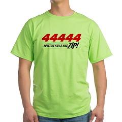 Newton Falls ZIP T-Shirt