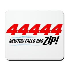 Newton Falls ZIP Mousepad