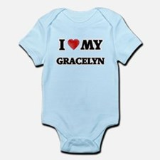 I love my Gracelyn Body Suit