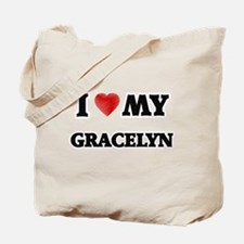 I love my Gracelyn Tote Bag