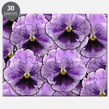 Pansy Patch Puzzle