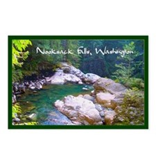 Nooksack Falls Postcards (Package of 8)