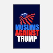 Muslims Against Trump Decal