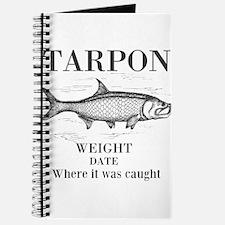 Tarpon fishing Journal