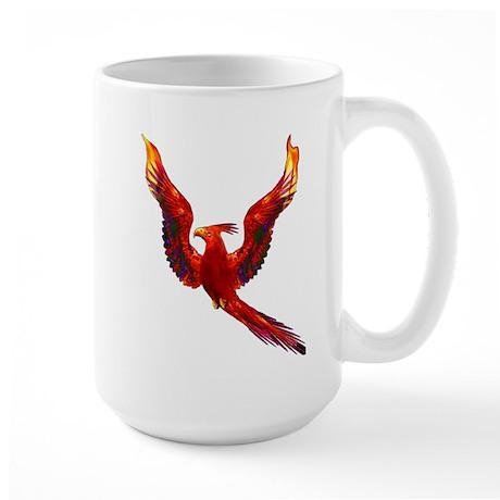 Phoenix Rising Large Mug