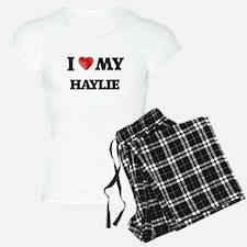 I love my Haylie Pajamas