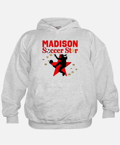 PERSONALIZE SOCCER Hoody