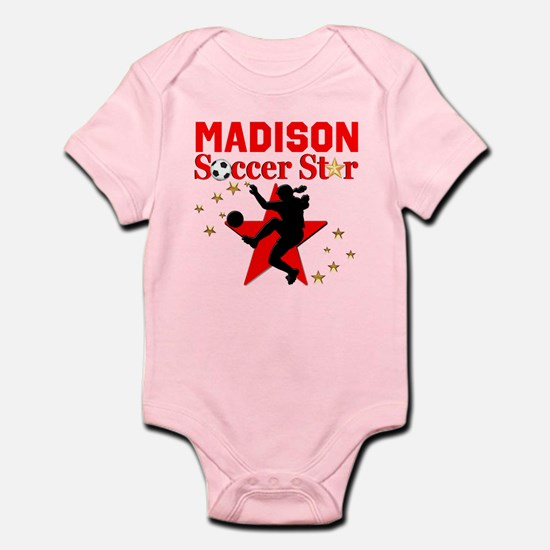 PERSONALIZE SOCCER Infant Bodysuit