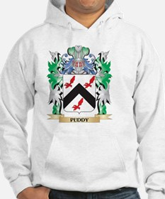 Puddy Coat of Arms - Family Cres Hoodie
