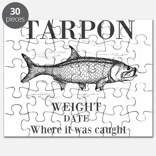 Tarpon fishing Puzzle