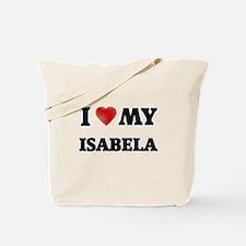 I love my Isabela Tote Bag