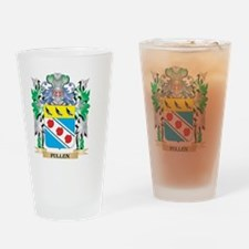 Pullen Coat of Arms - Family Crest Drinking Glass