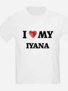 I love my Iyana T-Shirt